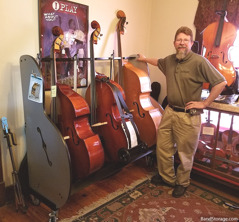 Double Bass Storage