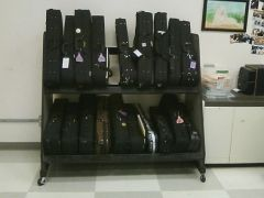 The Band Room™ Violin Storage Rack