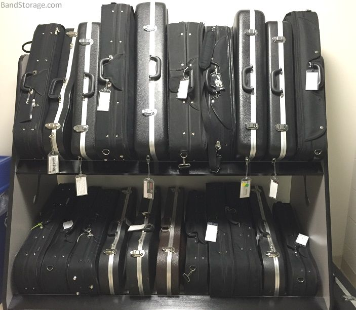 school violin storage