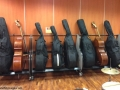 Double bass storage and transport