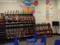 Guitar Classroom Storage