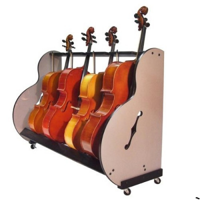... Cello Storage Rack ...