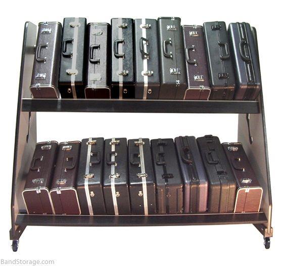 Trumpet Case Storage