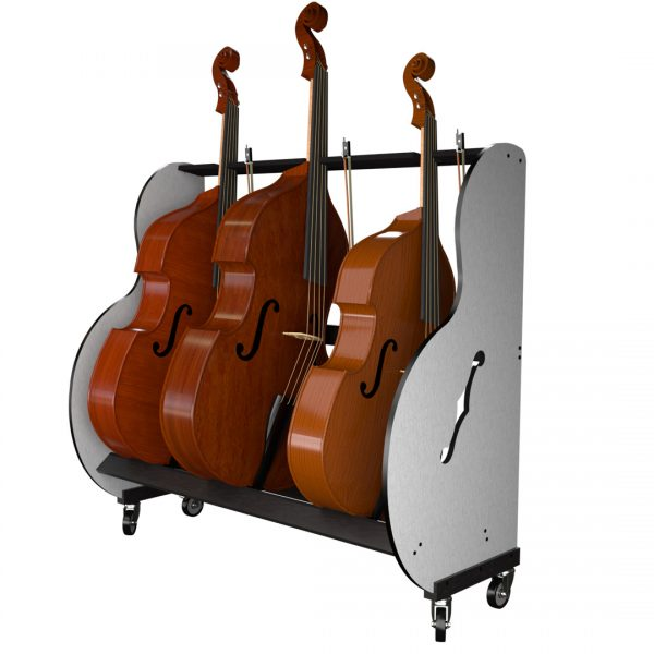 double bass storage solution
