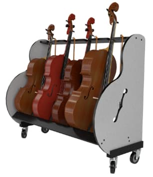 Cello Storage For Classrooms