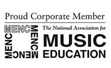 Logo for National Association of Music Education